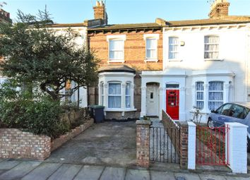 Thumbnail 3 bedroom terraced house for sale in Malvern Road, Hornsey, London