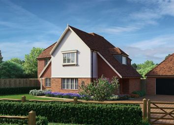 Thumbnail 5 bed detached house for sale in Littlebourne Road, Canterbury, Kent