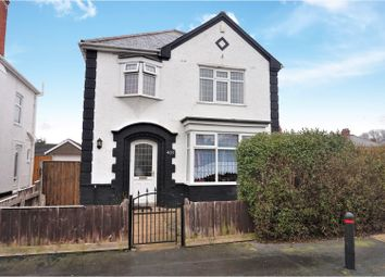 Thumbnail 3 bed detached house for sale in Heneage Road, Grimsby