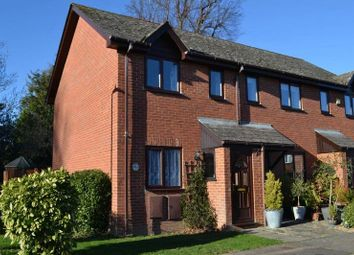 Thumbnail 2 bedroom end terrace house for sale in Lime Tree Close, Tonbridge