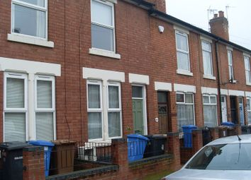 Thumbnail 2 bedroom terraced house for sale in Sutherland Road, Pear Tree, Derby