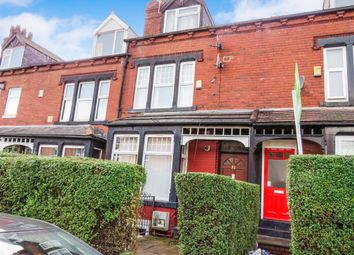 Thumbnail 8 bed terraced house for sale in Headingley Mount, Headingley, Leeds