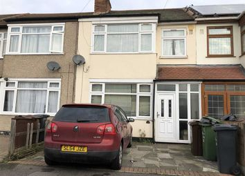 Thumbnail 3 bed terraced house to rent in Lamberhurst Road, Dagenham
