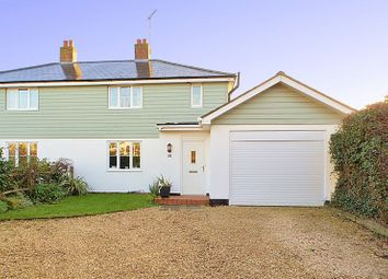 Thumbnail 3 bedroom semi-detached house for sale in Summersdale Road, Chichester