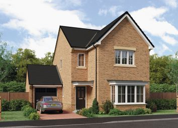 "Thumbnail 4 bed detached house for sale in ""The Esk"" At Ladyburn Way, Hadston, Morpeth NE65, Hadston, Morpeth,"