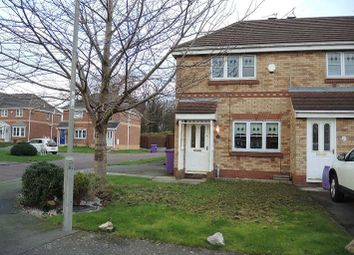 Thumbnail 3 bed end terrace house for sale in Riviera Drive, Croxteth, Liverpool