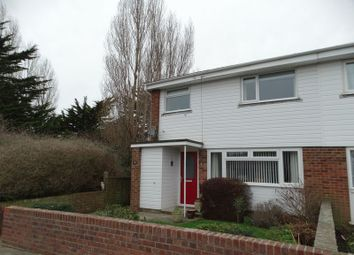 Thumbnail 3 bed semi-detached house for sale in Chichester Road, Selsey, Chichester