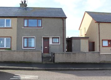Thumbnail 2 bedroom semi-detached house for sale in Wood Place, Portknockie