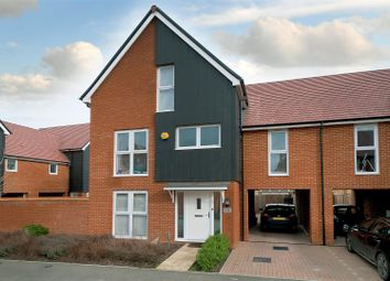 4 bed semi-detached house for sale in Waterman Way, Wouldham, Rochester ME1