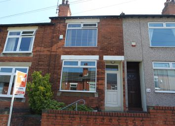 Thumbnail 3 bedroom terraced house for sale in Mount Street, Mansfield