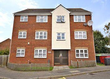 Thumbnail 1 bed flat for sale in Webbscroft Road, Daggenham