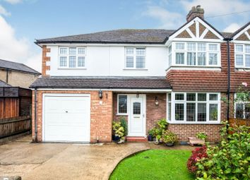 4 bed semi-detached house for sale in Barnett Close, Leatherhead KT22