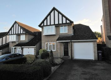 Thumbnail 3 bedroom detached house to rent in Betony Vale, Royston