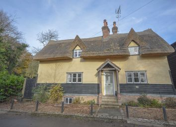 Thumbnail 2 bed link-detached house for sale in Aspenden, Buntingford
