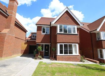 Thumbnail 4 bed detached house to rent in Admiral Drive, Frimley, Camberley