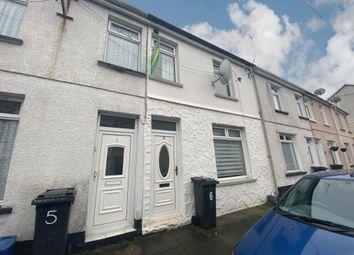 Thumbnail 3 bed terraced house for sale in Hampton Street, Merthyr Tydfil
