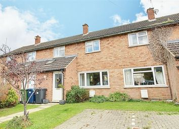 Thumbnail 2 bed terraced house for sale in Somerset Road, Wyton, Huntingdon