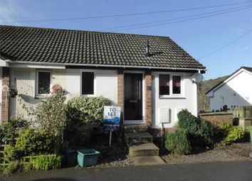 Thumbnail 2 bed terraced house to rent in Chichester Close, Ilfracombe