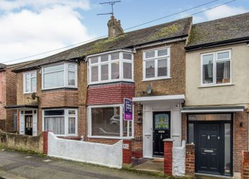 3 bed terraced house for sale in Wickham Street, Rochester ME1