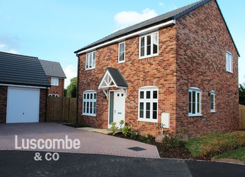 Thumbnail 4 bed detached house to rent in Gloch Wen Close, Rhiwderin, Newport
