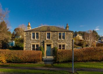 Thumbnail 5 bed detached house for sale in The School House, Eddleston