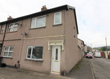 Thumbnail 3 bed end terrace house for sale in New Street, Pontnewydd, Cwmbran