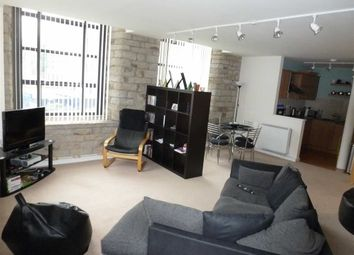 Thumbnail 1 bedroom flat to rent in Quarry Bank Mills, Longwood, Huddersfield