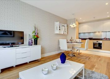 Thumbnail 1 bed flat for sale in Norton Fitzwarren, Taunton