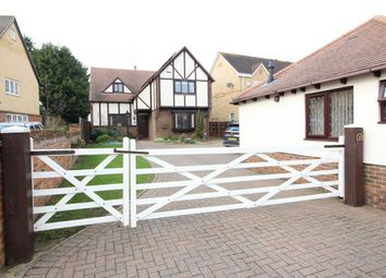 Thumbnail 5 bedroom detached house for sale in High Street, Meppershall, Bedfordshire
