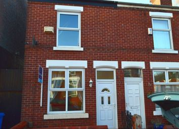 Thumbnail 2 bed terraced house to rent in Freemantle Street, Stockport