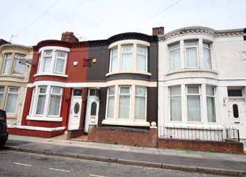 Thumbnail 3 bedroom terraced house to rent in Appleton Road, Walton, Liverpool