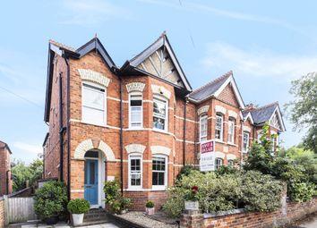 Hamilton Avenue, Henley-On-Thames RG9. 4 bed end terrace house