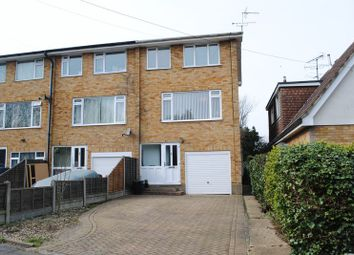 Thumbnail 4 bedroom terraced house to rent in Priorywood Drive, Leigh-On-Sea