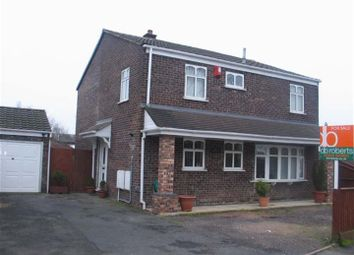 Thumbnail 4 bedroom detached house for sale in Drayton Way, Dawley Bank, Telford