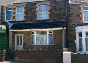 Thumbnail 3 bed terraced house to rent in Bridge Street, Kenfig Hill