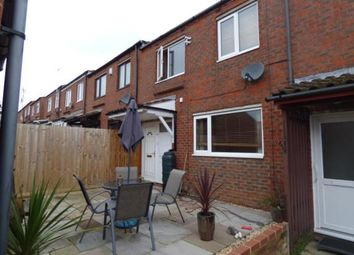 Thumbnail 3 bed terraced house for sale in Walbrook Avenue, Springfield, Milton Keynes