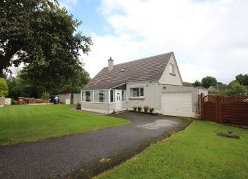 Thumbnail 3 bed detached house for sale in 30 Bellfield Road, North Kessock, Inverness
