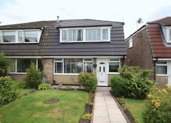 Thumbnail 3 bed semi-detached house for sale in Hillside Walk, Shawclough, Rochdale