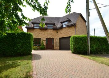 Thumbnail 4 bedroom detached house for sale in Church Road, Catworth, Huntingdon, Cambridgeshire