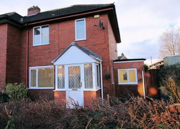 Thumbnail 2 bed semi-detached house for sale in Collen Crescent, Bury