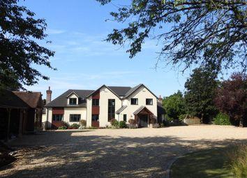 Inhurst Lane, Baughurst, Tadley RG26. 6 bed detached house for sale