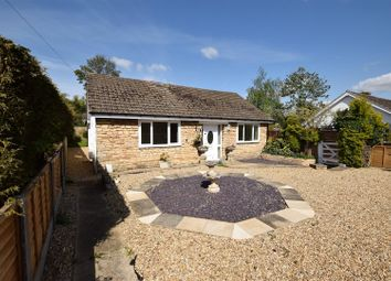 Thumbnail 3 bed bungalow for sale in Mill Lane, Cottesmore, Oakham