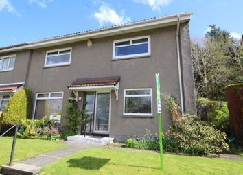 Thumbnail 4 bed terraced house for sale in Melbourne Avenue, East Kilbride, Glasgow