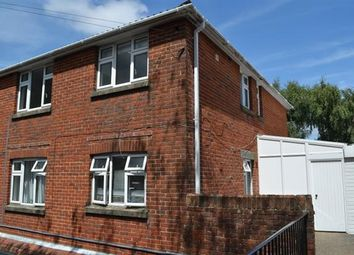 Thumbnail 2 bedroom flat to rent in Brentwood Crescent, Southampton