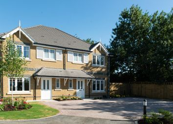 Thumbnail 3 bed semi-detached house for sale in Plot 26, Compass Fields, Bucks Avenue, Watford