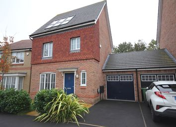 Thumbnail 4 bed detached house to rent in Stephensons Grove, Rainhill, St Helens