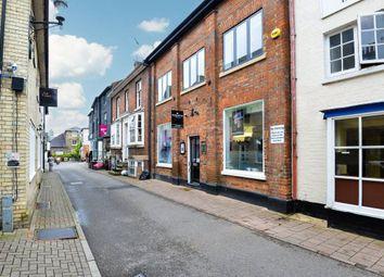 Thumbnail 2 bed flat to rent in Butchers Row, Saffron Walden, Saffron Walden
