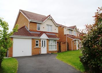 Thumbnail 3 bed detached house to rent in Arncliffe Road, Halewood, Liverpool