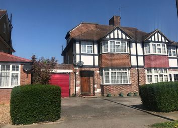 Thumbnail 4 bed property to rent in West Barnes Lane, New Malden