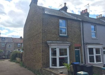 Thumbnail 2 bed end terrace house for sale in Marlborough Road, Margate